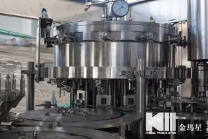 Carbonated Beverage Filling Machinery with New Technic pictures & photos