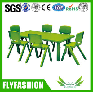 Wholesale Children Furniture Flower Shape Kids Chair Table pictures & photos