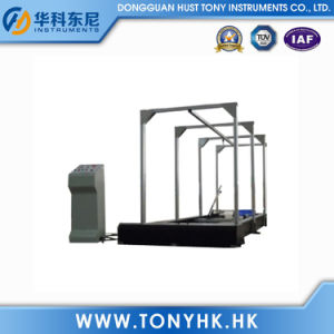 Dynamic Strength Tester for Wheeled Ride-on Toys/ 2m/S Tester pictures & photos
