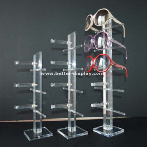 Custom Acrylic Wall Mounted Eyewear Display Stands pictures & photos