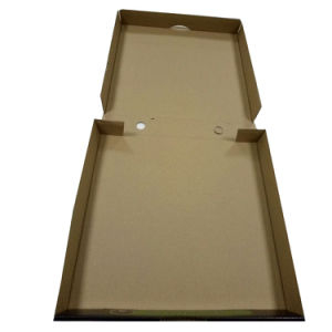 Various Size Pizza Box Kraft Paper with Factory Price pictures & photos