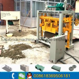 Famous Small Concrete Cinder Block Machine Concrete Paver Brick Machine pictures & photos