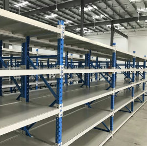 Long Span Rack with Steel Shelves for Carton Storage pictures & photos