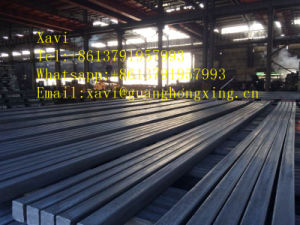 Steel Billets, Square Steel Bar, Gbq195, Q235, Q275, JIS Ss400, 3sp, 4sp