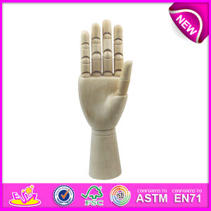 Artist Wooden Manikin, Manikins Hand, Wooden Hand Model, Wooden Craft, Cheap Wooden Manikin Hands for Sale W06D042 pictures & photos