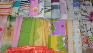 Poly/Cotton Printed Fabric pictures & photos