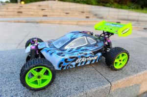 2.4G 1: 10 Nitro RC Car 4WD Remote Control Toy pictures & photos