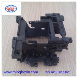 Black Plastic Precision Part