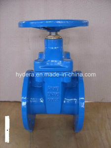 Vortex Gate Valve DIN F4 pictures & photos
