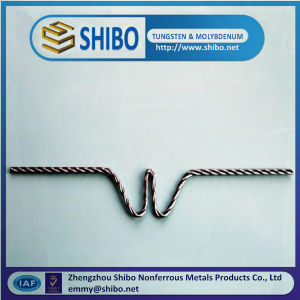 Twisted Tungsten Heating Wire Made in China pictures & photos