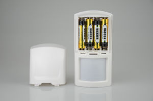 Wireless Burglar Alarm Detector Motion Sensor PIR Detector From Wolf-Guard pictures & photos