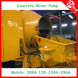 30 Cubic Meters Concrete Pumping Machine and Concrete Mixer pictures & photos