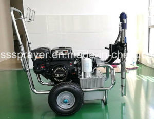 New Hyvst Gasoline Airless Paint Sprayer Spt8200 Honda or Ludwig Engine pictures & photos