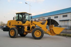 3tons Front Loader With CE pictures & photos
