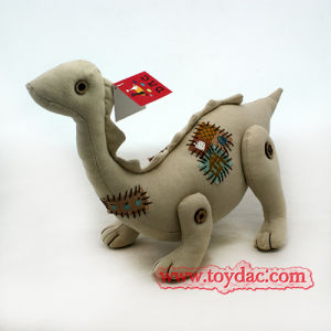 Stuffed Cloth Toy Dinosaur Toy pictures & photos