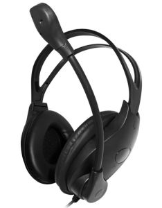 High Class Dynamic Stereo Headphone with Mic (KOMC) A9