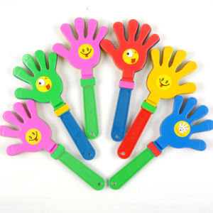 Plastic Clap Hands for Promotion Party Gifts