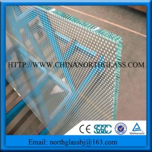 10mm Silk Screen Printing Glass pictures & photos
