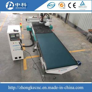 Furniture Producing Line Wood Cabinets CNC Router pictures & photos