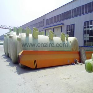 FRP Chemical Industrial Tank GRP Underground Septic Tank pictures & photos