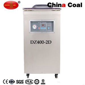 Dz400-2D Stainless Steel Single Chamber Food Vacuum Packaging Machine pictures & photos
