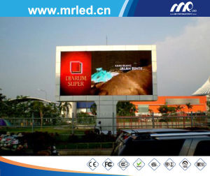 P10 Advertising LED Display Screen Wall pictures & photos
