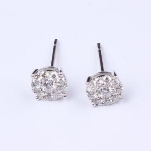 Nice Gold Diamond Earrings (E7)