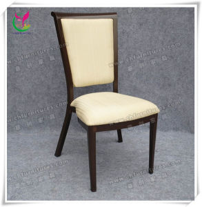 Modern Banquet Imitated Wood Chair (YC-E60-1) pictures & photos