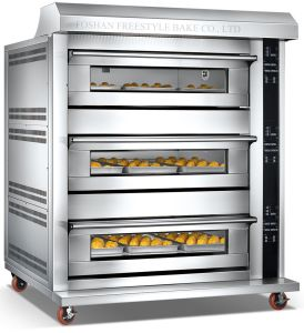 Electric Oven (HFC-206D) pictures & photos