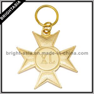Custom Logo Metal Madal for Award Souvenir (BYH-101054) pictures & photos