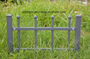 Decorative Metal Garden Fence/Decoration Wrought Iron Fencing pictures & photos
