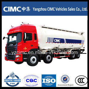 JAC 8X4 Cement Transport Tank Truck pictures & photos
