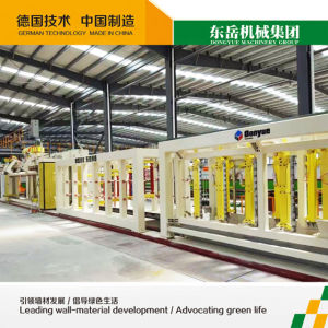 Aerated Brick Machine, New Type AAC Block Machine, AAC Plant pictures & photos
