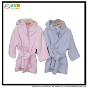 Little Child Baby Clothes Cotton Towel Bathrobes pictures & photos