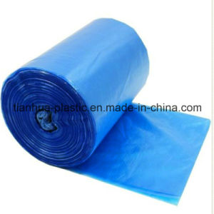 PE Heavy Duty Garbage Bag on Roll