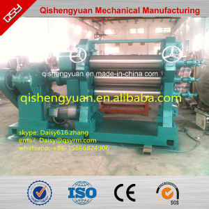 3 Rolls Rubber Calender Machine/Calendering Line Machine/Rubber Belt Production Equipment pictures & photos