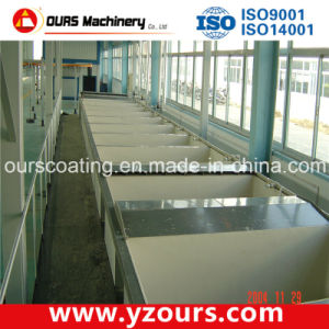 Best Quality Powder Coating Line with Tank Leaching Pretreatment pictures & photos
