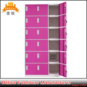 18 Doors Metal Furniture Sports Gym Changing Room Clothing Locker pictures & photos