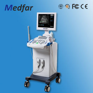 Trolley Black&White Ultrasound MFC660 pictures & photos