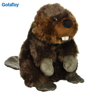 Custom Plush Stuffed Soft Beaver Animal Toys pictures & photos