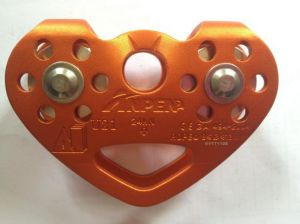 aluminum Tandem Trolley Rescue Pulley for Zipline pictures & photos