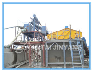 High Recovery Fine Sand Recycling Machine/Fine Sand Recovery Equipment