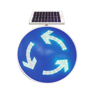 Solar Traffic Sign (XHL-R007) pictures & photos