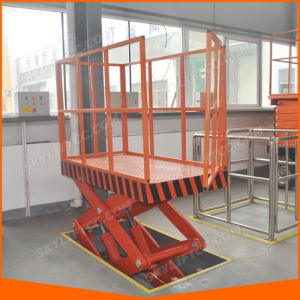 Warehouse Vertical Cargo Lifting Equipment pictures & photos