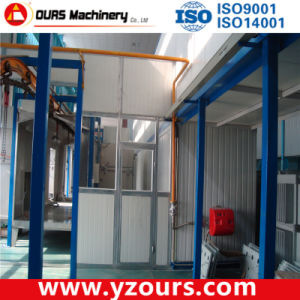 Ours Coating Powder Coating Production Line pictures & photos