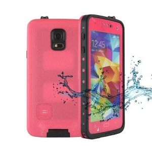 Pink Waterproof Proof Case for Samsung Galaxy S5 I9600 pictures & photos