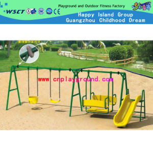 Amusement Park Seesaw New Slide and Swing on Stock (HC-13805) pictures & photos