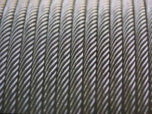 Elevator Steel Wire Ropes 8*19s+Nf pictures & photos