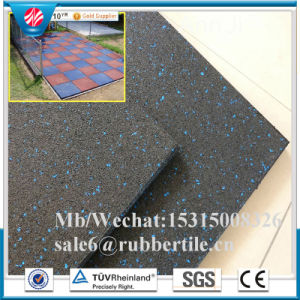Sports Rubber Flooring Floor Tiles Outdoor Rubber pictures & photos