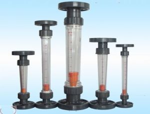 Plastic Tube Flow Meter Romamter for RO Industrial Water Measurement pictures & photos